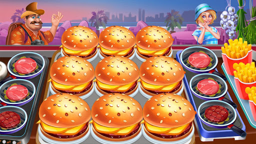 Télécharger Gratuit Tasty Cooking: Restaurant Chef Cooking Games apk mod screenshots 2