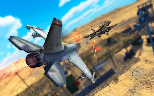 VR Sky Battle War - 360 Shooting  screenshots 2