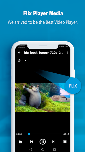FlixPlayer for Android 2.3.7 Screenshots 6