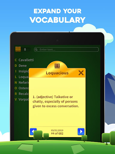 Word Wiz - Connect Words Game 2.4.0.1431 screenshots 9