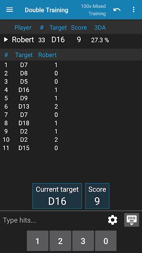darts scorer screenshot 2