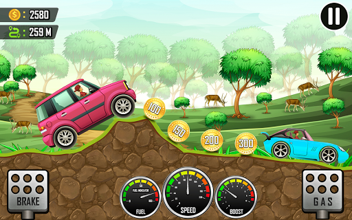 Racing the Hill screenshots 11