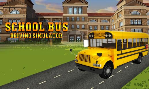schoolbus driving simulator hack