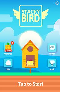 Stacky Bird: Hyper Casual MOD APK 1.0.1.57 (Unlimited Money) 15