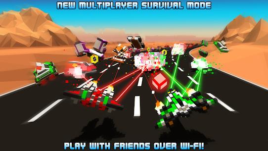 Hovercraft: Takedown MOD APK 1.6.3 (Unlimited Money) 1