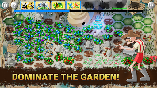 garden wars screenshot 2