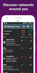WiFi Connection Manager - Wifi Analyzer 1.0.1