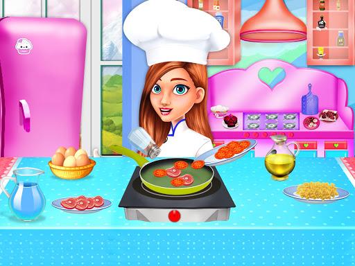 Make Pasta Food Kitchen Fever 0.6 screenshots 2