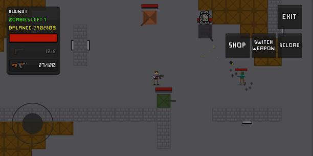 Pixel Zombie Survival 2