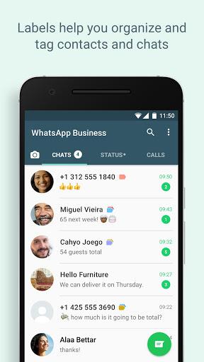 WhatsApp Business Apkfinish screenshots 3
