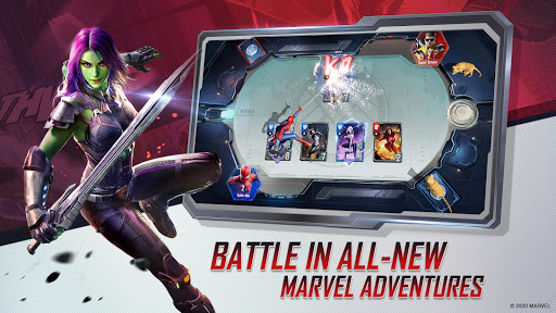 MARVEL Duel 1.0.64574 screenshots 11