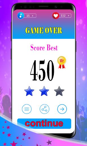 Anuel AA ud83cudfbc Piano game 3.0 Screenshots 4