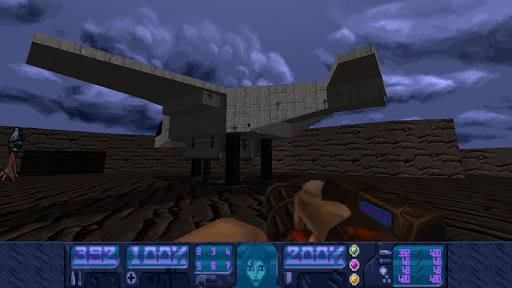 Delta Touch [7 x Doom engine source port]  screenshots 13