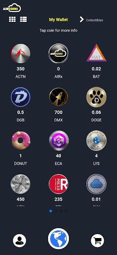 Aircoins Treasure Hunt screenshots 20