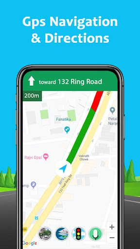 Street View Live Map 2020 - Satellite World Map 2.0 Screenshots 1