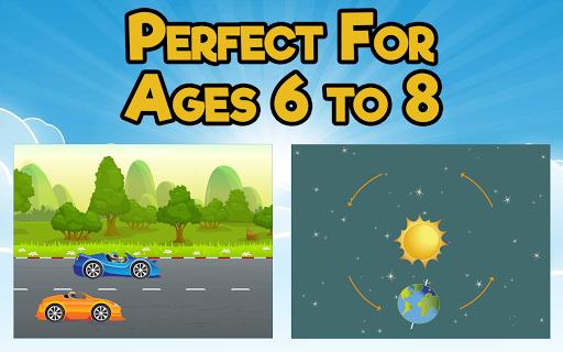 Second Grade Learning Games 5.3 screenshots 8
