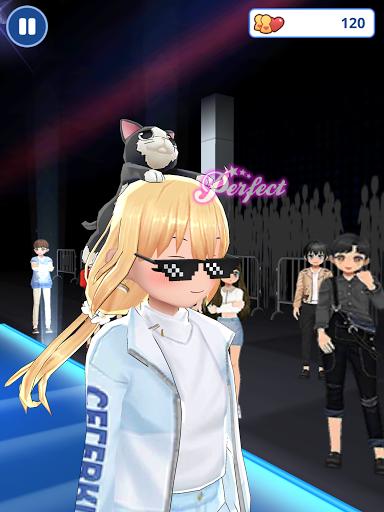 Styledoll Fashion Show - 3D Avatar maker 01.00.02 screenshots 13