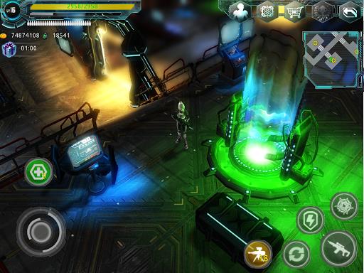 Alien Zone Plus apkpoly screenshots 7