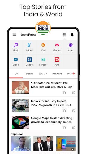 India News, Latest News App, Live News Headlines  screenshots 1