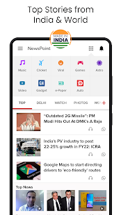India News, Latest News App, Live News Headlines Screenshot