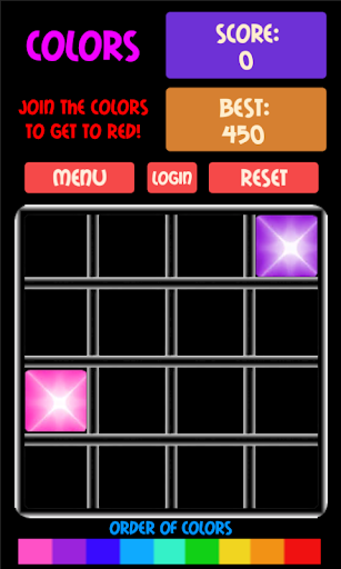 colors 2048 screenshot 1
