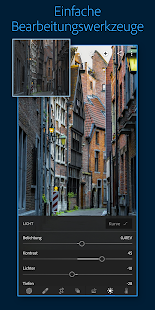 Adobe Lightroom - Foto-Editor Screenshot