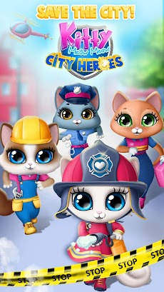 Kitty Meow Meow City Heroes - Cats to the Rescue!のおすすめ画像1