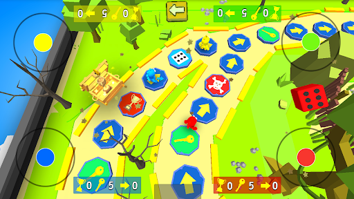 Catch Party: 1 2 3 4 Player Games 1.5 Screenshots 11