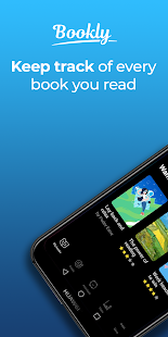Bookly - Track Books and Reading Stats