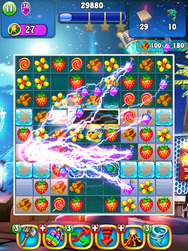 Magica Travel Agency - Match 3 Puzzle Game 1.3.0 screenshots 16