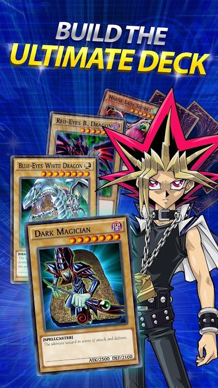 Yu-Gi-Oh! Duel Links  poster 1