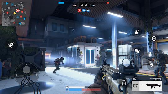 War After Shooter MOD APK Unlocked Weapons Unlimited 0.94 5