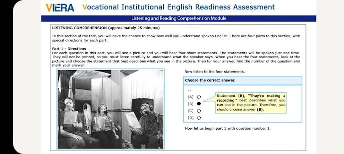 VIERA - SMK English Challenge 1.0.2 Screenshots 4