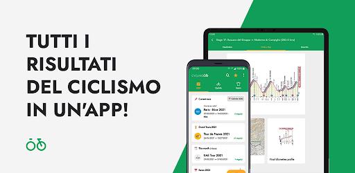 App Android per seguire la STAGIONE CICLISTICA