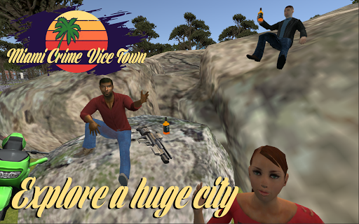 Miami Crime Vice Town 2.9 screenshots 4