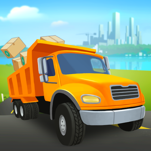 Transit King Tycoon - Seaport and Trucks