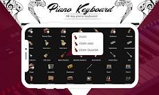 無料のフルピアノキーボードのおすすめ画像3