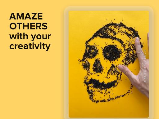 SketchAR Create Art Draw Paint Colours 5.73-play Screenshots 17