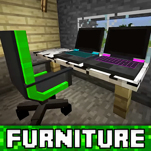 Furnitures Mod for MCPE