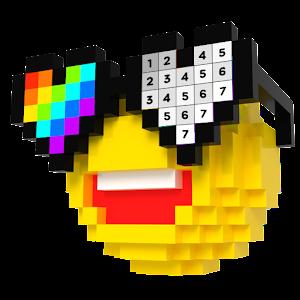 Number Coloring  3D NoDraw