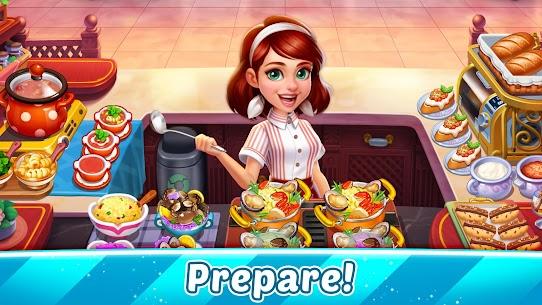 Cooking Joy 2 Hileli Apk Güncel 2021** 1