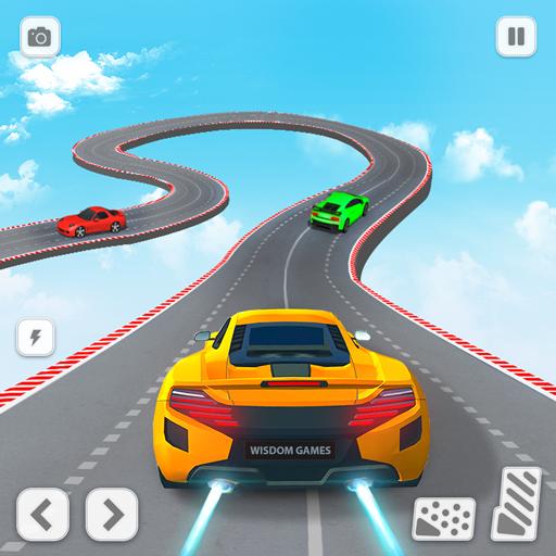 Car Stunt Car Games: Mega Ramp