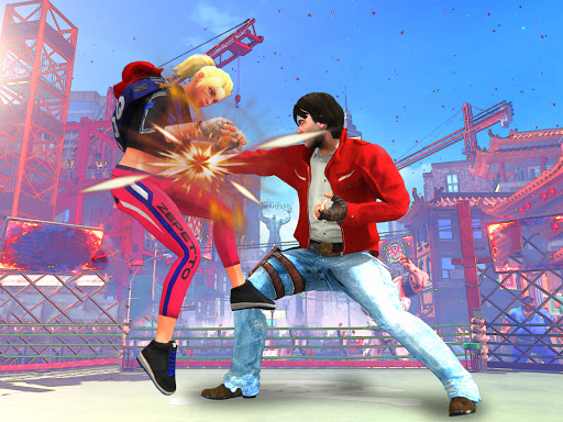 Gym Trainer Fight Arena : Tag Ring Fighting Games  Screenshots 8