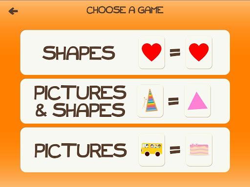 shape game colors free preschool games for kids screenshot 2