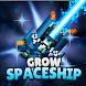宇宙船育てる VIP - ギャラクシーバトル(Grow Spaceship)