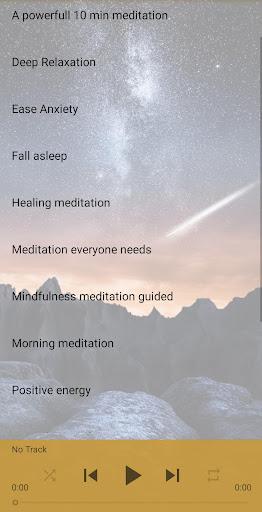 Relaxing Music - No Ads  screenshots 7