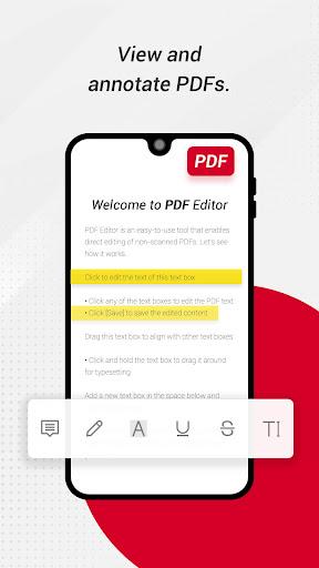 PDF Reader Pro apktram screenshots 1