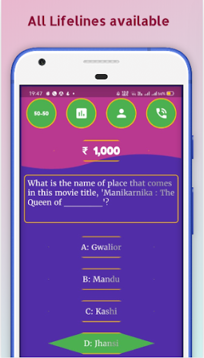 KBC(Kaun Banega Crorepati) Preparation 2020 1.0.8 screenshots 2