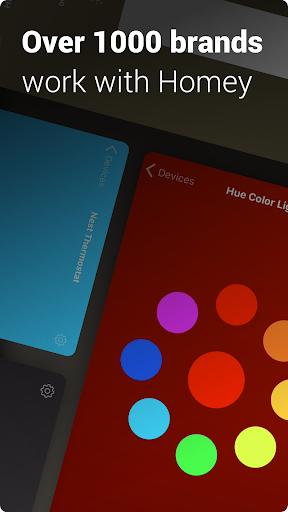 Homey u2014 A better smart home 6.1.0 Screenshots 7