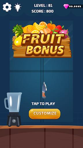 Fruitu00a0Bonus - Easy To Go And Slice apkdebit screenshots 1